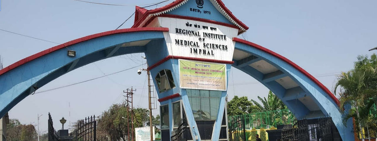 Manipur government will soon submit a proposal to upgrade RIMS Hospital in Imphal