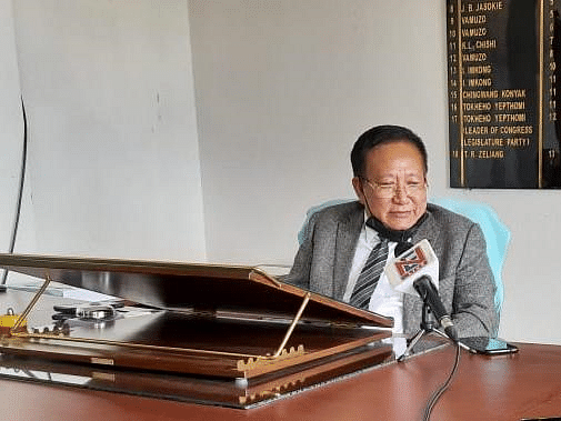 Nagaland Speaker's judgement on 7 NPF MLAs 'arbitrary'; party to move HC