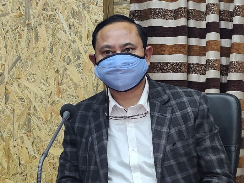 Meghalaya DHS completes survey to identify patients with comorbidities