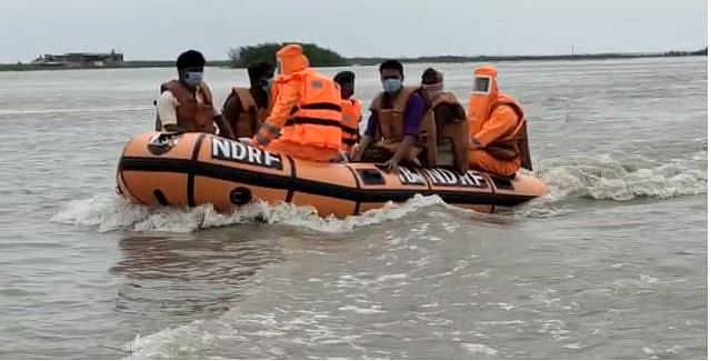 NDRF rescue operations continue