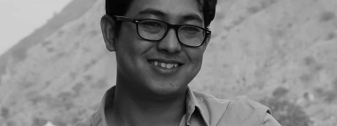 Political activist Erendro Leichombam from Manipur
