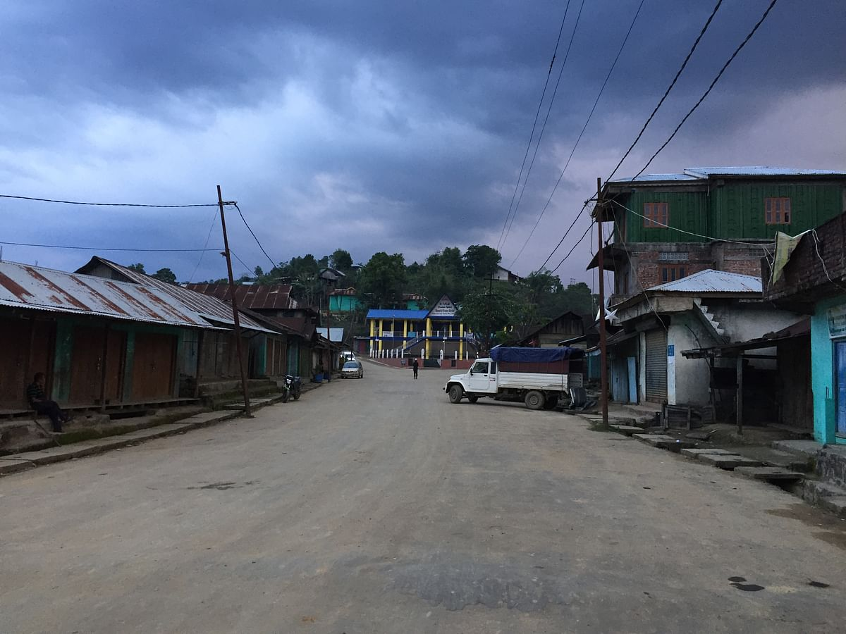 COVID-19: Night curfew (6 pm-5 am) imposed in Manipur till July 15