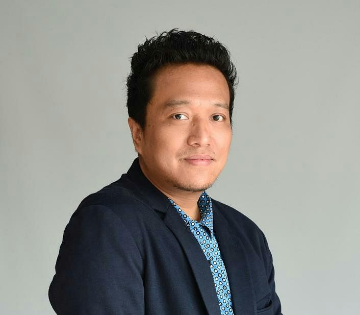 David Tusing is from Churachandpur district in Manipur