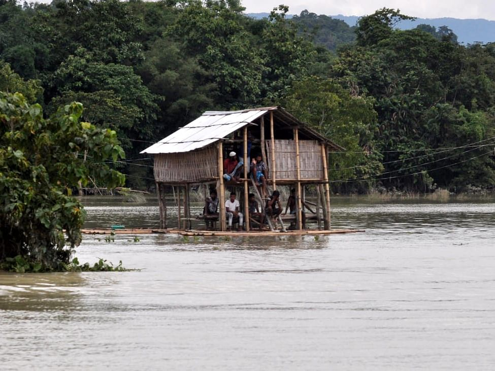 Assam: Floods claim 2 more lives; death toll touches 87