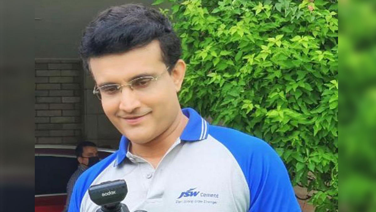 Sourav Ganguly in home quarantine after brother tests COVID-19 positive
