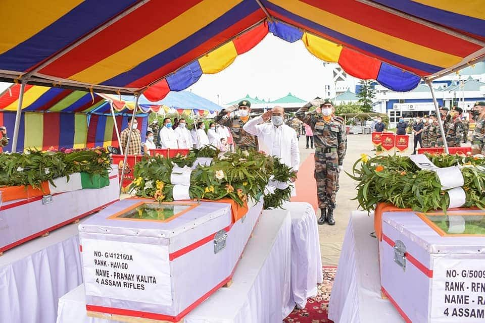 Tributes being paid to martyrs