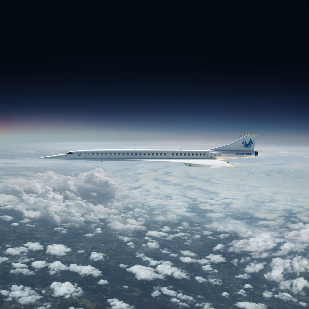 The XB-1 is being tainted as Concorde 2.0