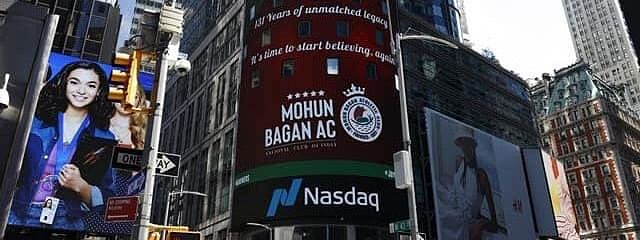 Mohun Bagan managed to win the I-League this year just before the league came to an end due to the coronavirus pandemic