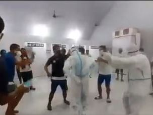 WATCH: Assam COVID-19 patients dance to tune of Bihu; video goes viral