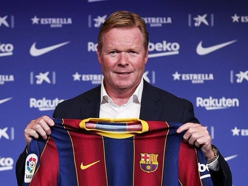 Barcelona's new manager eyes 3 top transfer targets; tries to convince Messi