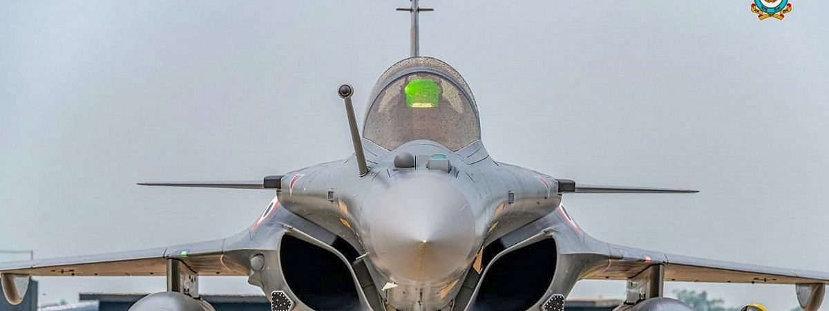 India received five Rafale jets from France last month and had started extensive training with the aircraft within 24 hours of touching down