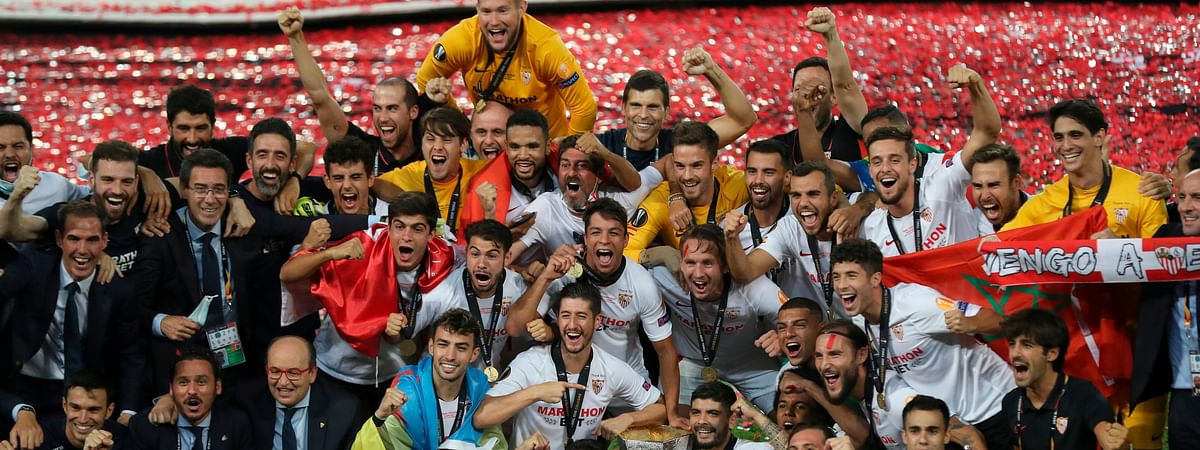 The title marks the sixth time Sevilla have won this title since 2006