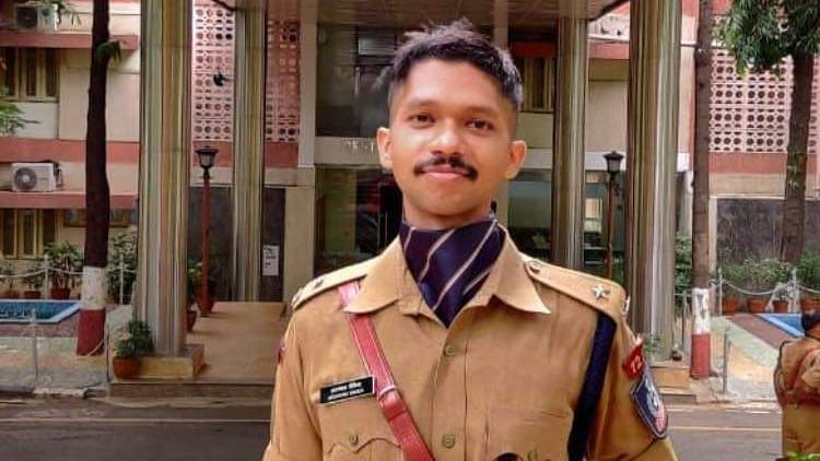 Aranyak Saikia is currently serving as an IPS officer of the 2017 batch in the Karnataka cadre