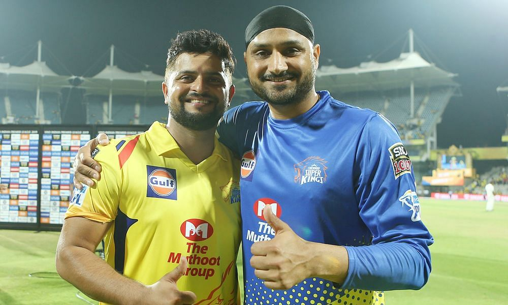 Harbhajan earlier withdrew his contract with the Chennai Super Kings for 'personal reasons' ahead of the IPL 2020