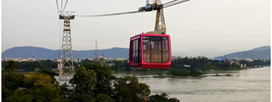 Guwahati ropeway project was built at a whopping cost of Rs 56.08 crore
