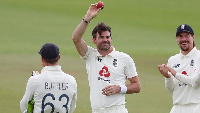 Anderson creates history, becomes 1st pacer to pick 600 Test wickets