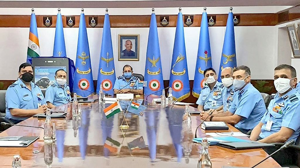 IAF launches 'MY IAF' app to provide career-related info to aspirants