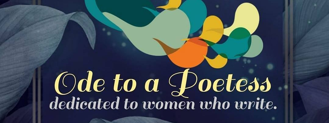 Facebook page of Ode to a Poetess