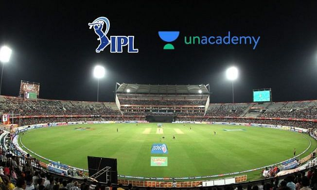 'Unacademy' has been finalised as the official partner for Indian Premier League for the next three seasons