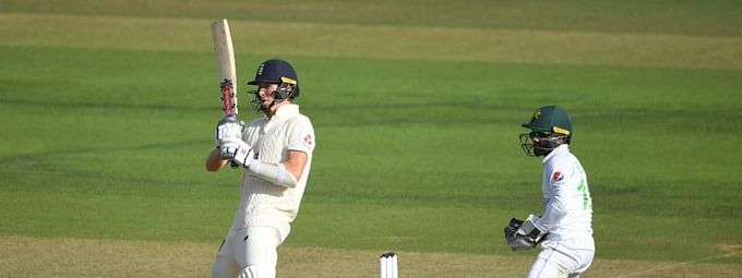 Zak Crawley struck his third Test half-century (53), coming in as a replacement for Ben Stokes