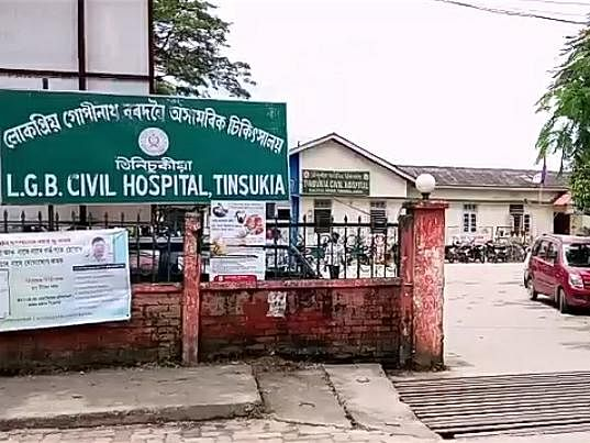 COVID-19 patient found dead in Assam hospital; suicide suspected