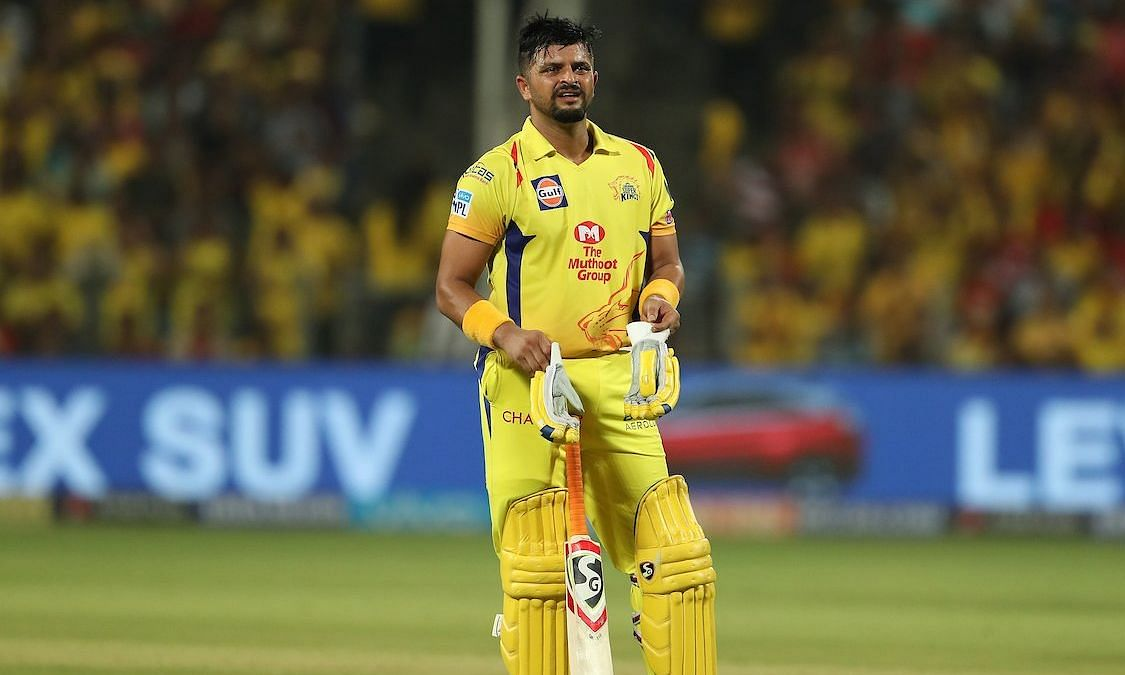 This is the first time that Suresh Raina will miss an entire IPL season since the inception of the tournament in 2008
