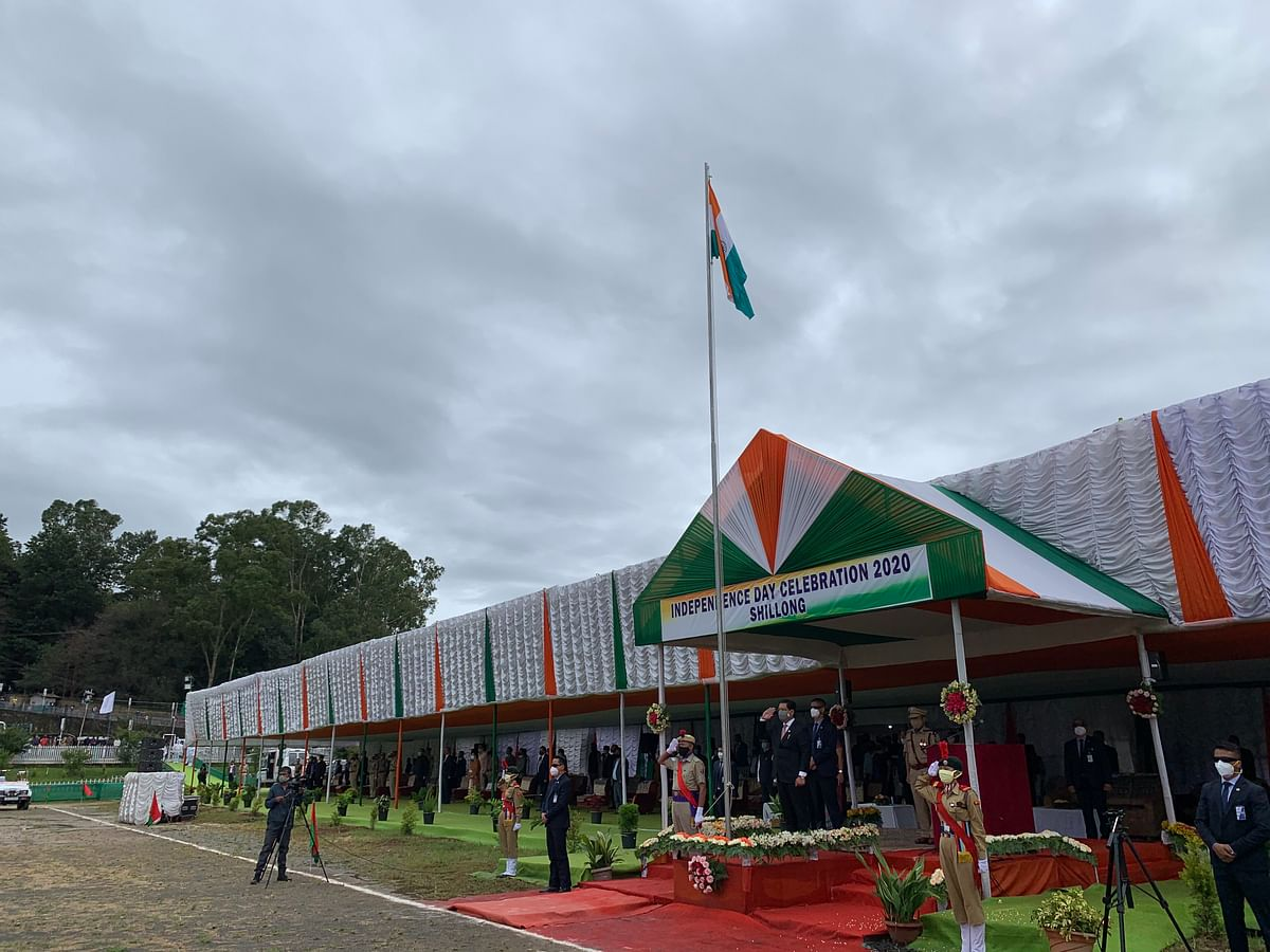 The first edition of the North East Food Show 2019 was held in Shillong