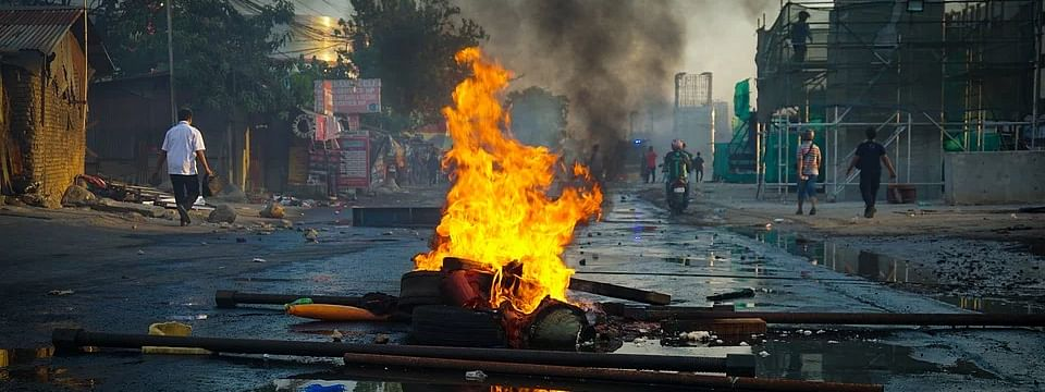 Communal violence broke out in New Delhi. The riots took place over a span of six days, from February 23 to 29, 2020