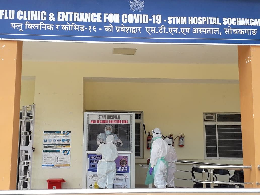 The referrals within the state is another major concern, as most patients from the district hospitals have to be shifted to the STNM or CRH in Gangtok almost every day