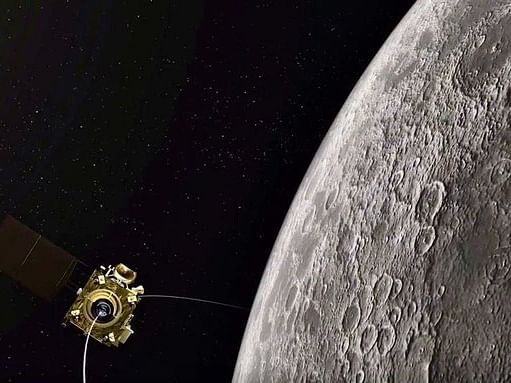 With enough fuel for 7 yrs, Chandrayaan-2 completes a year around Moon