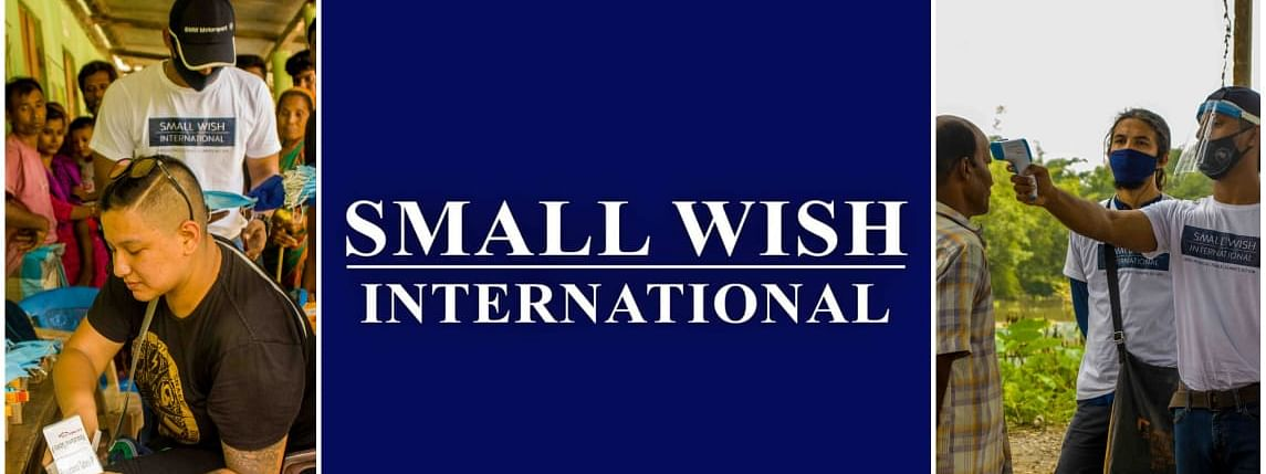 Small Wish International in collaboration  with worldwide fan club of popular K-Pop band EXO generates over 3 lakh for relief operations