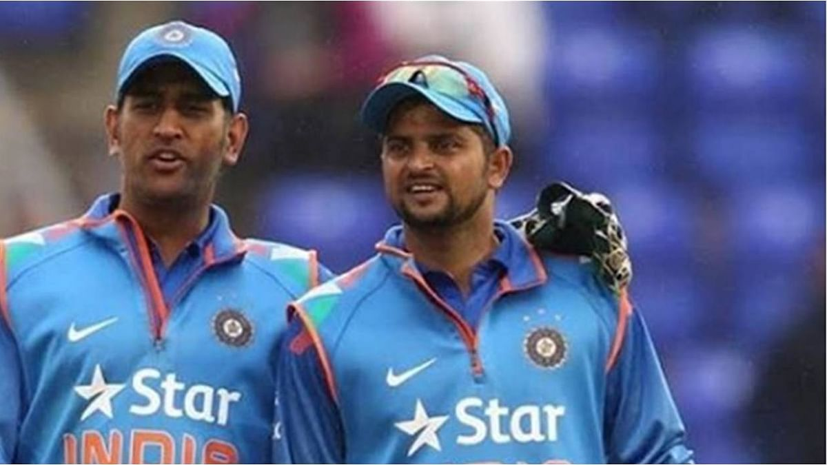 After MS Dhoni, Suresh Raina retires from international cricket