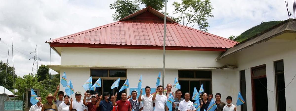 ANSAM observed the 74th Naga Independence Day in Senapati on Friday