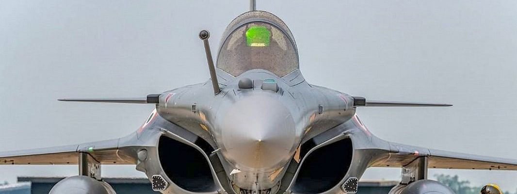 The formal induction ceremony of the first 5 Rafale fighters is to be held at the Ambala Air Station on September 10