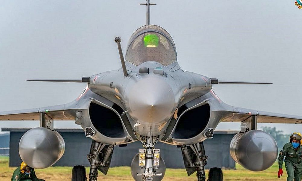 Rafale to enhance India's air space security: Air Marshal (retd) Gogoi