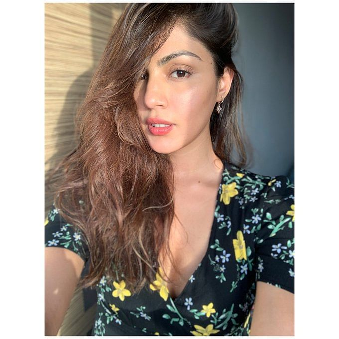 Rhea Chakraborty and members of her family have been named in an FIR by Sushant Singh Rajput's father on several charges