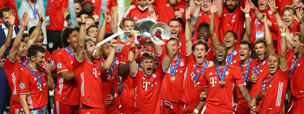 The win ends a 7-year-long drought for Bayern, as the club wins title for 6th time in League history