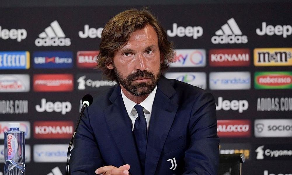 Andrea Pirlo, 41, who spent four years as a player for Juventus, was also a part of Italy's 2006 World Cup winning squad