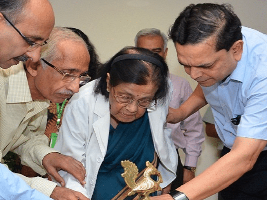 Dr SI Padmavati, India's 1st female cardiologist, passes away due to COVID