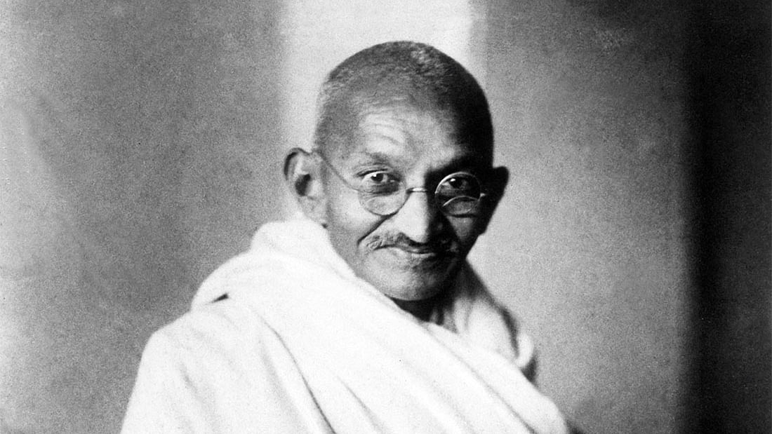 Gandhi to become 1st non-white man to feature on UK currency coin