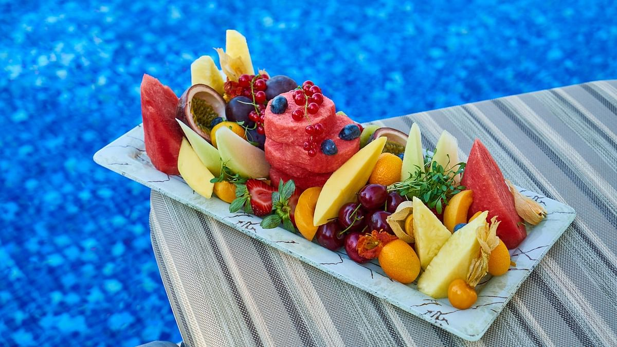 An easy way to stay cool is by adding some easy-to-find food that helps us beat the summer heat