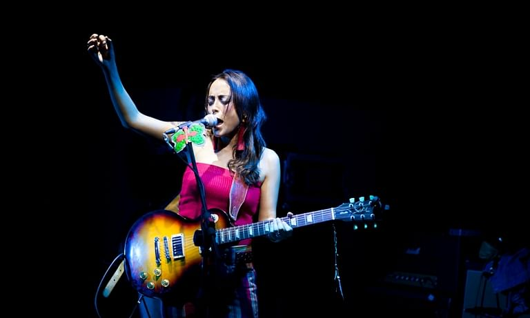 Tipriti Kharbangar, also known as Tips (in picture), and Rudy Wallang, both from Shillong, Meghalaya started Soulmate in 2003 as a result of their passion for music