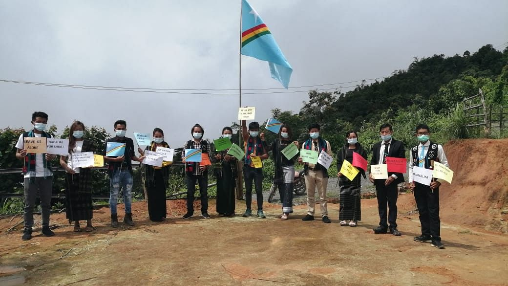Naga political issue not only confined to Nagaland: Zeliangrong United Front