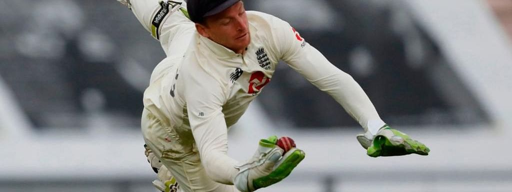 Jos Buttler was declared the Player of the Series for England, courtesy of some brilliant allround performance with the bat as well as behind the stumps