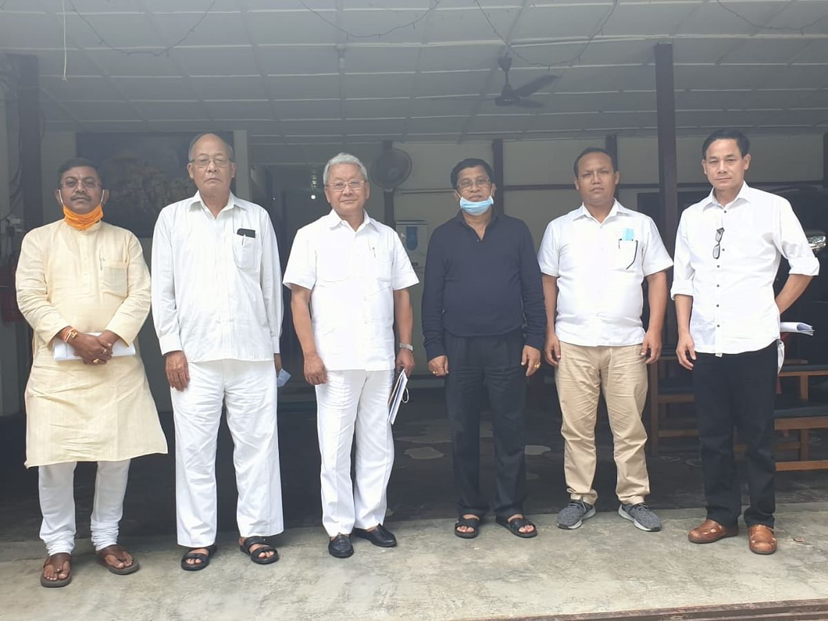 Manipur Cong demands another special session to conduct trust vote