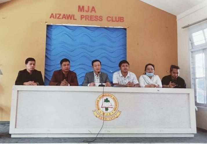 Zoram People's Movement (ZPM) has tied-up with Opposition Congress in at least 35 village council (VC) seats