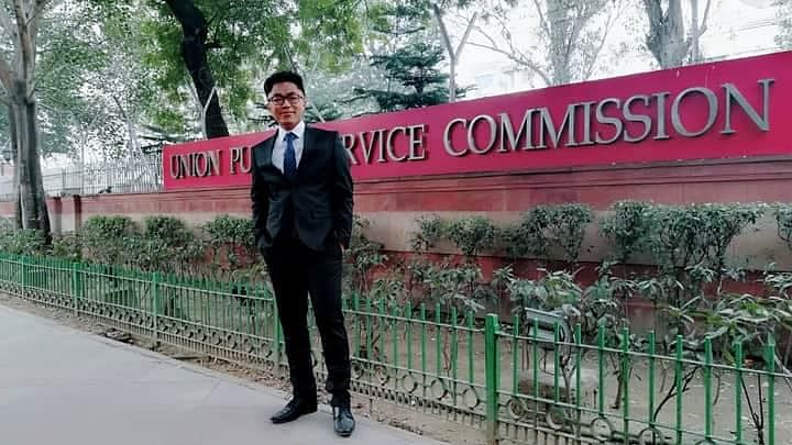 Tripura: Dhiman Chakma secures 722nd rank in UPSC Civil Services Exam 2019