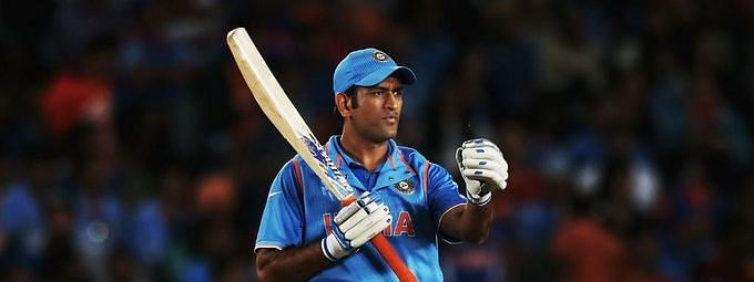 MS Dhoni took to Twitter on Thursday to thank PM Narendra Modi for appreciating his hard work