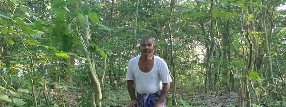 'Forest Man of India' Jadav Payeng's dedication  is motivating  and welcome digression from  the monotonous COVID panic