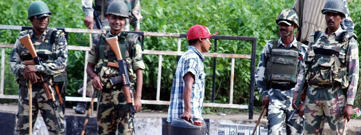 AFSPA has been in effect in Assam since November 1990